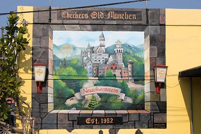 Checkers Old Munchen - Established in 1982