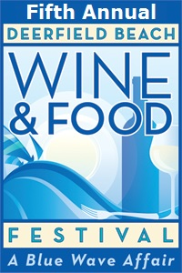 Deerfield Beach Wine And Food Festival 2015 A Blue Wave Affair