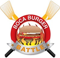 Boca Burger Battle event