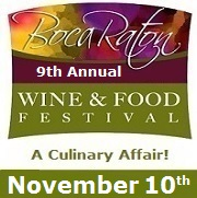 Boca Wine and Food Festival 2018
