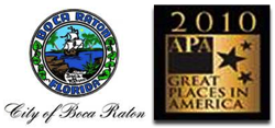 City of Boca Raton & American Planning Association