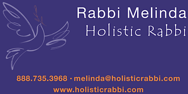 Rabbi Melinda Offers 7 Pathways To Healing Her Services Are Available Via Skype Phone And In Person She Also Officiates At Weddings Ceremonies