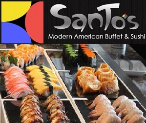 Santos Buffet and Sushi Boca Raton